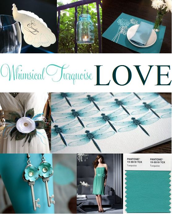 invitatii nunta Alexandra Wedding Planner turquoise wedding theme